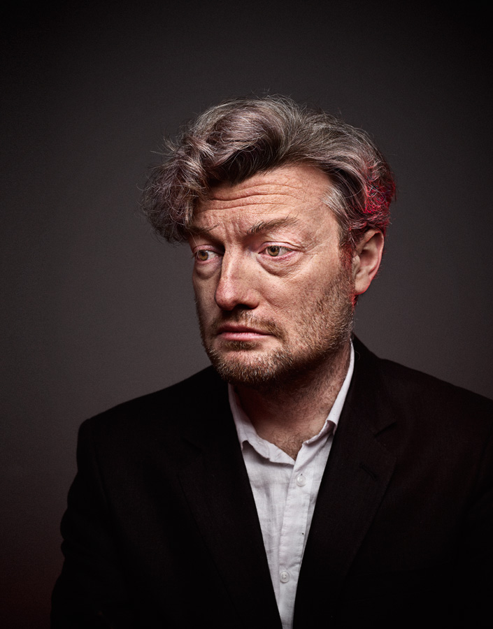 Charlie Brooker, London, 12th June 2012
