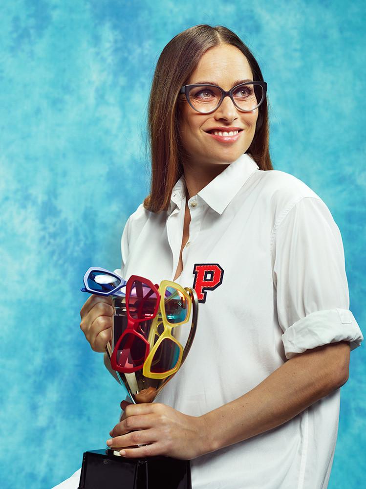 Class Mascot, Anna Laub
