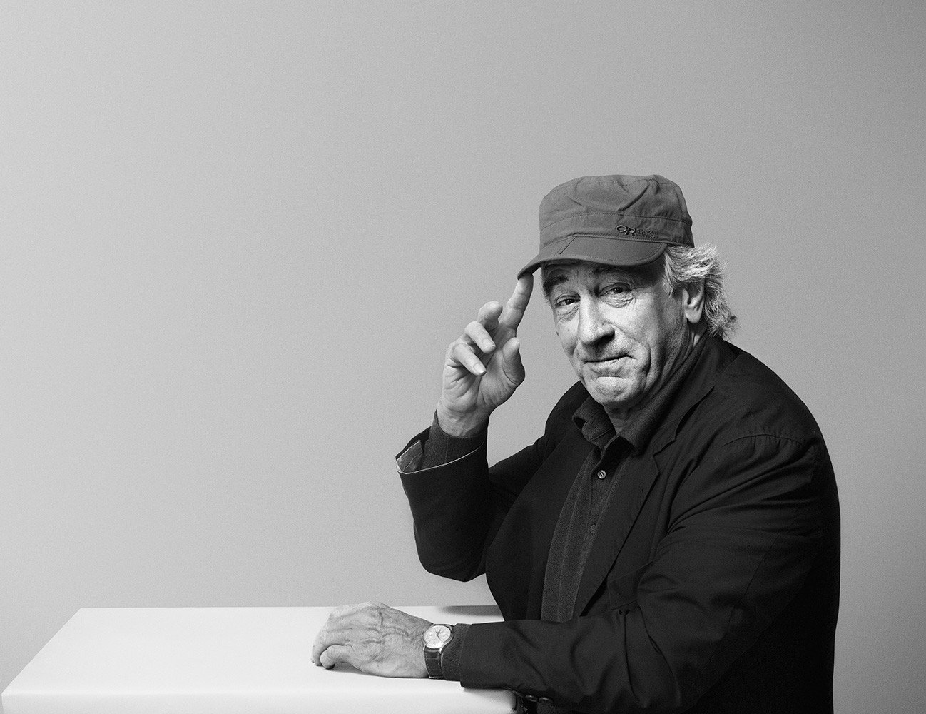 Robert de Niro, London, 5th November 2015