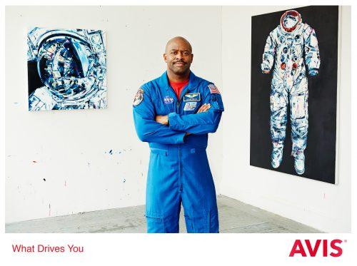 Photograph 2016 Chris Floyd Leland Melvin, Astronaut Leland Melvin, Astronaut - Male;Location;Portrait;Astronaut