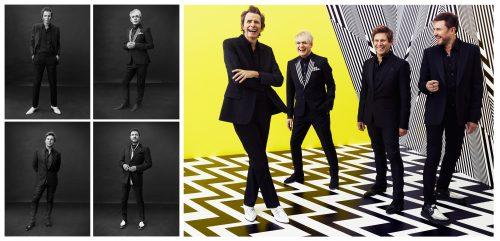Photograph 2016 Chris Floyd Duran Duran Duran Duran - Studio;Male;Portrait;Music;Musician;Band