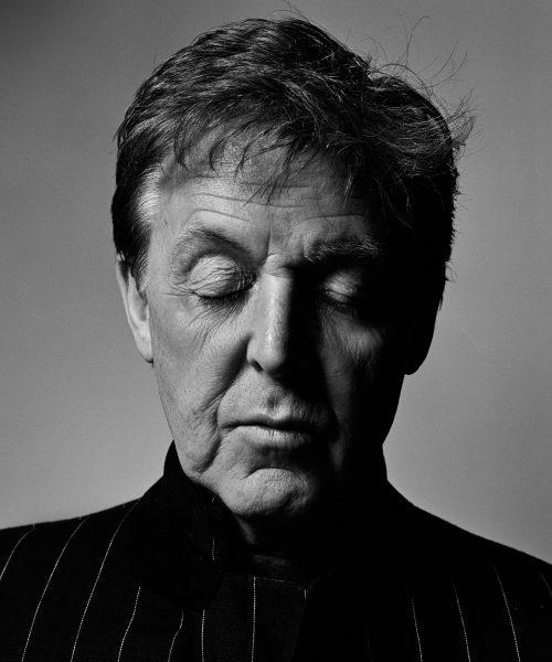 Photograph 2016 Chris Floyd Paul McCartney Paul McCartney - Studio;Male;Portrait;Music;Musician;Singer