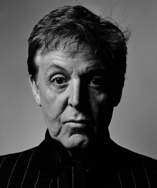 Photograph 2016 Chris Floyd Paul McCartney Paul McCartney - Studio;Male;Portrait;Music;Musician;Singer