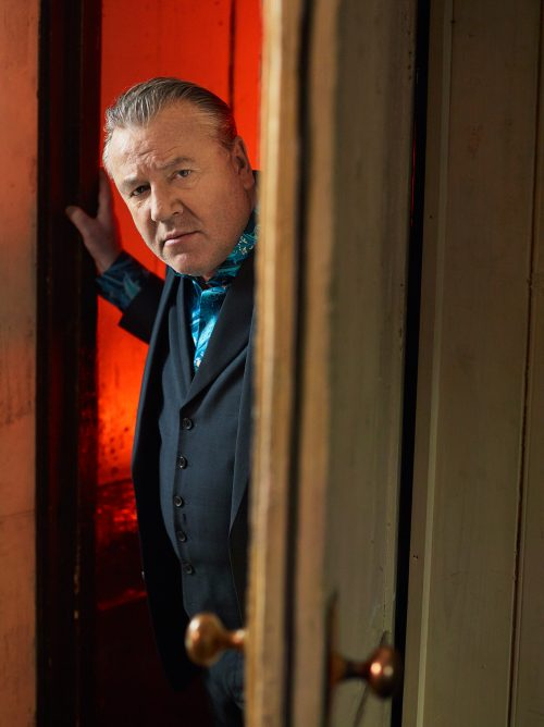 Photograph 2016 Chris Floyd Ray Winstone Ray Winstone - Male;Location;Portrait;Actor