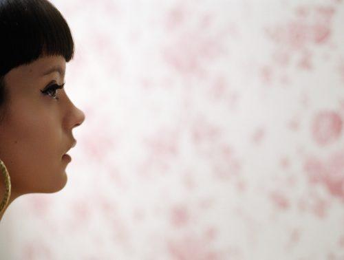 Photograph 2016 Chris Floyd Lily Allen Lily Allen - Location;Female;Portrait;Music;Musician;Singer