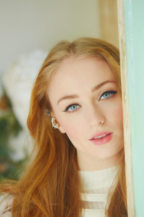 Photograph 2016 Chris Floyd Sophie Turner Sophie Turner - Location;Female;Portrait;Actress