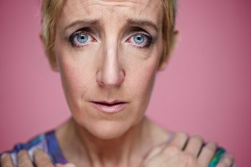 Photograph 2016 Chris Floyd Julie Hesmondhalgh for BAFTA Awards Portfolio Julie Hesmondhalgh for BAFTA Awards Portfolio - Studio;Portrait;Female;Actor;Actress