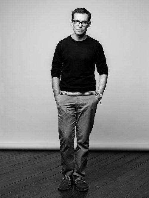 Photograph Copyright © Chris Floyd Erdem Moralioglu Erdem Moralioglu - Studio;Male;Portrait;Fashion;CEO;Creative Director