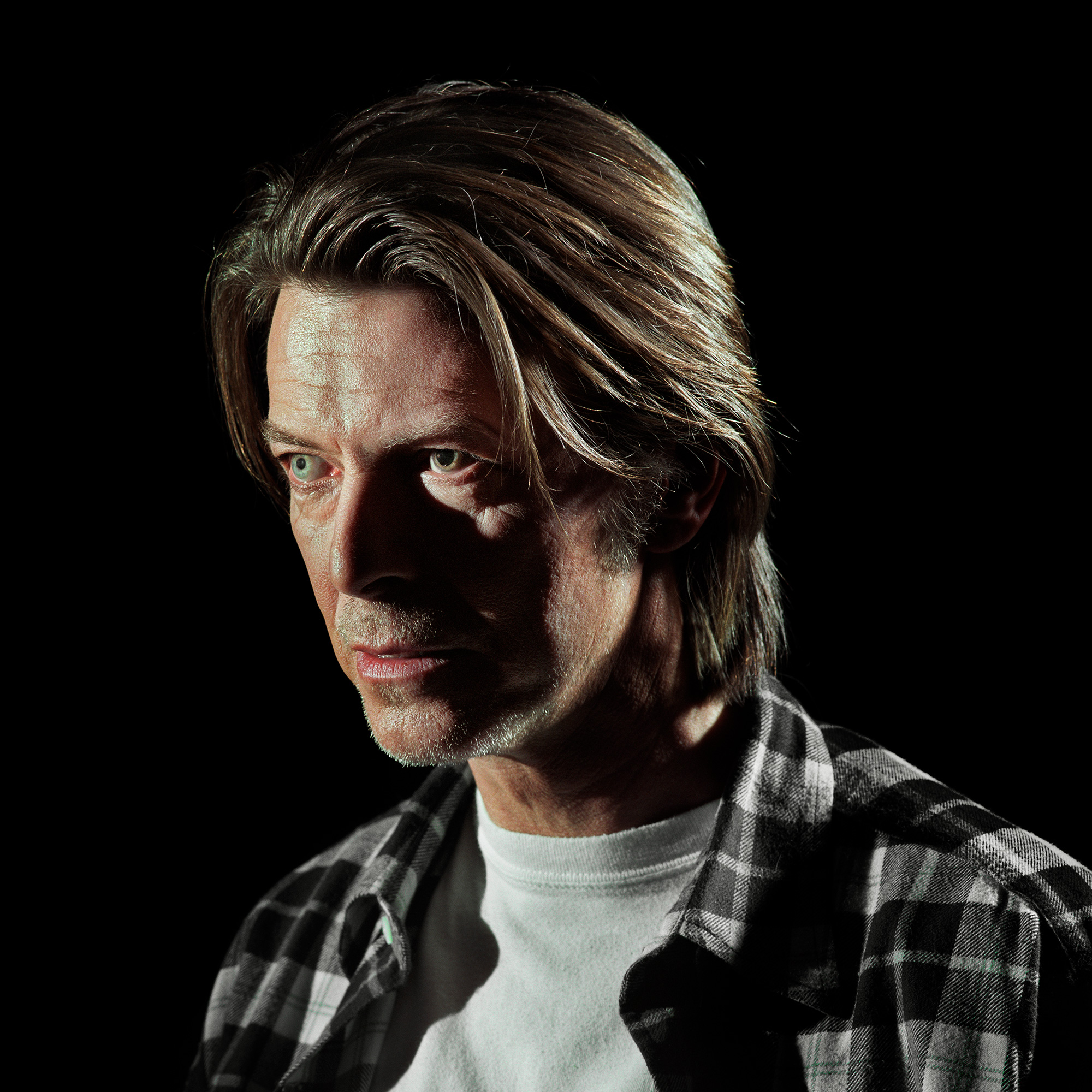 Photograph 2016 Chris Floyd David Bowie David Bowie - Studio;Male;Portrait;Music;Musician;Band