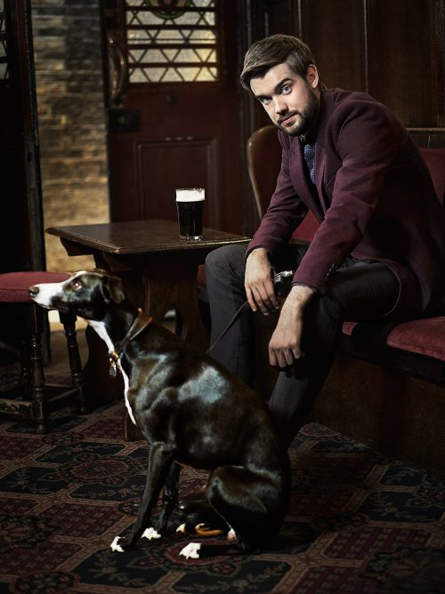 Photograph 2016 Chris Floyd Jack Whitehall Jack Whitehall - Male;Location;Portrait;Comedy;Actor;Comedian