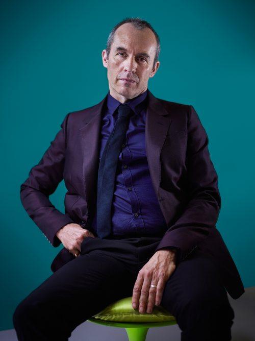 Photograph 2016 Chris Floyd Stephen Dillane for BAFTA Awards Portfolio Stephen Dillane for BAFTA Awards Portfolio - Studio;Male;Portrait;Actor