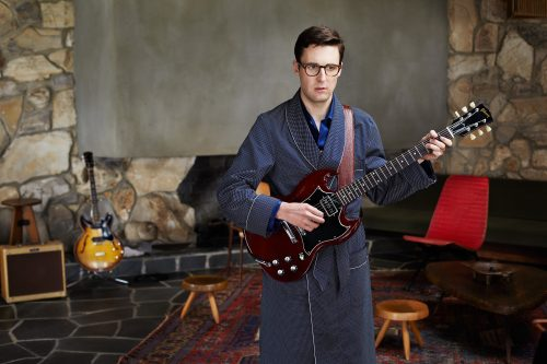 Photograph 2016 Chris Floyd Nick Waterhouse Nick Waterhouse - Male;Location;Portrait;Music;Musician;Singer;Producer