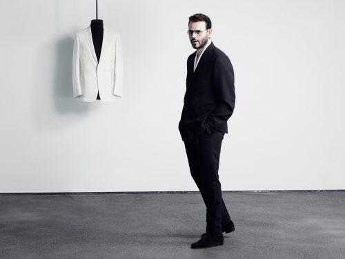 Photograph Copyright © Chris Floyd Carlo Brandelli Carlo Brandelli - Fashion;Lifestyle;Portrait;CEO;Creative Director;Advertising