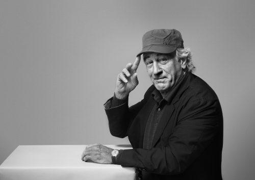 Photograph 2016 Chris Floyd Robert De Niro Robert De Niro - Studio;Male;Portrait;Actor