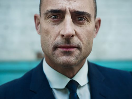 Photograph 2016 Chris Floyd Mark Strong Mark Strong - Male;Location;Portrait;Actor
