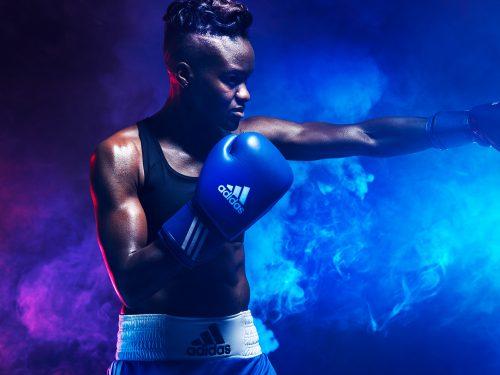 Photograph 2016 Chris Floyd Nicola Adams Nicola Adams - Studio;Female;Portrait;Sport;Boxing;Olympian
