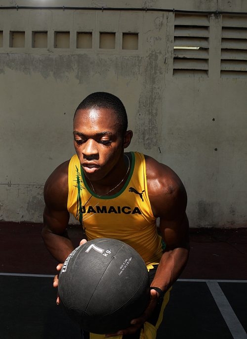 Photograph 2016 Chris Floyd Jamaican Olympic Athletes, Kingston, Jamaica Jamaican Olympic Athletes, Kingston, Jamaica - Reportage;Sport;Travel;Lifestyle;Athlete