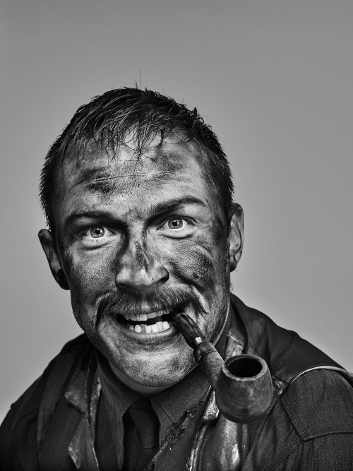 Photograph 2016 Chris Floyd Tom Hardy Tom Hardy - Studio;Male;Portrait;Actor