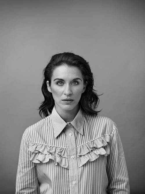 Photograph Copyright © Chris Floyd Vicky McCLure Vicky McCLure - Actress;Actor;Female;Portrait;Studio