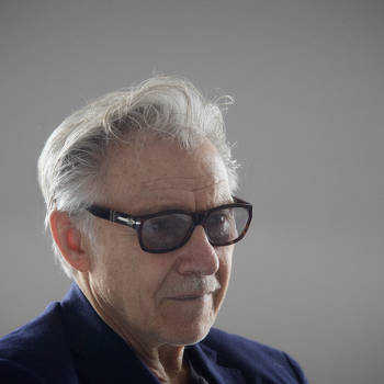 On Photographing Harvey Keitel