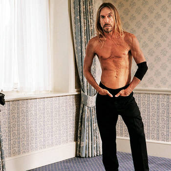 On Photographing Iggy Pop